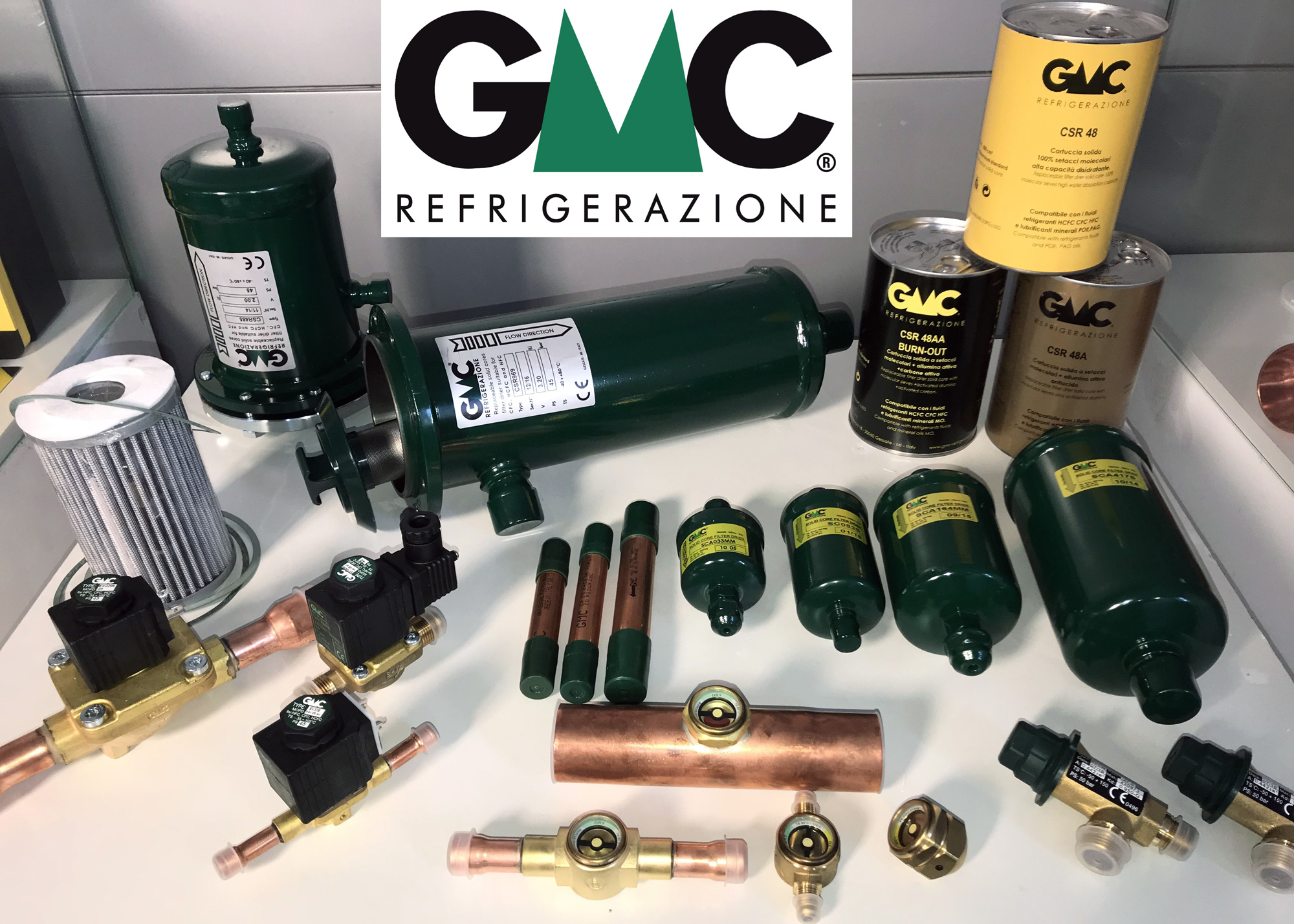 Refrigeración GMC