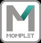 MOMPLET Logo